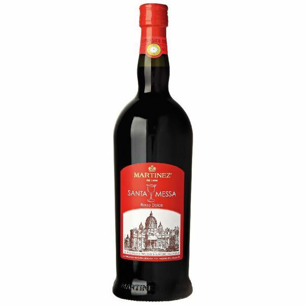 Picture of Altar Wine - sweet red Sacramental wine by Martinez 100 cl