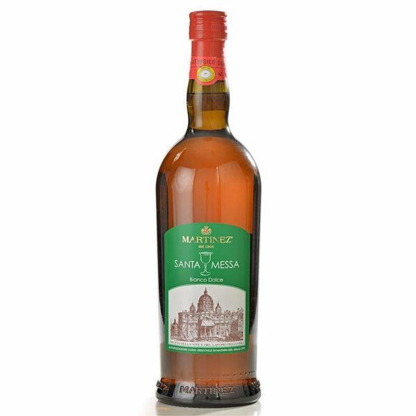 Picture of Altar Wine - sweet white Sacramental wine by Martinez 100 cl
