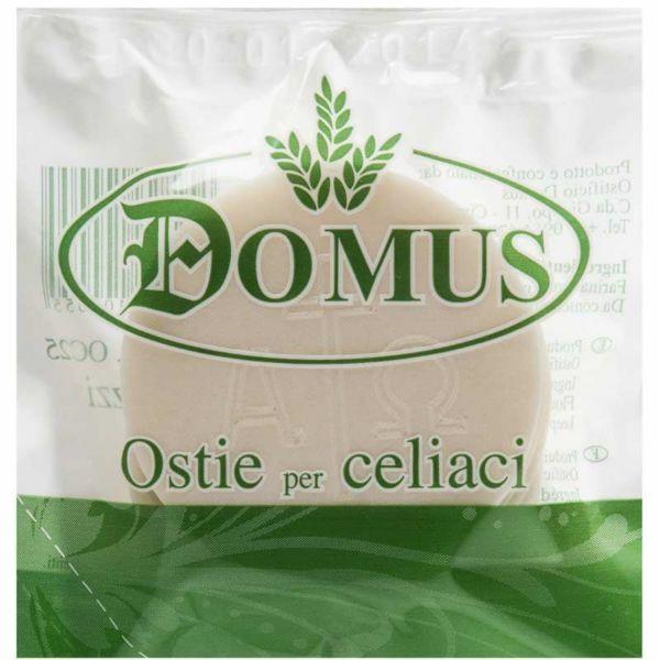 Immagine di Ostie senza Glutine per Celiaci diam. 74 mm, h. 1 mm, 25 pz