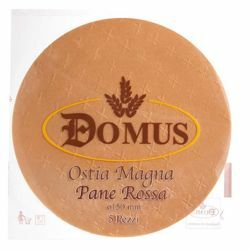 Picture of Red bread Magna Host diam. 150 mm (5,9 inch), h. 1,4 mm, 5 pcs Communion Bread