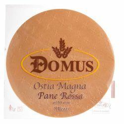 Imagen de Hostia Magna pan roja diám. 150 mm (5,9 inch), h. 1,4 mm, 5 piezas