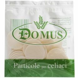 Immagine di Particole senza Glutine per Celiaci diam. 35 mm, h. 1 mm, 25 Ostie
