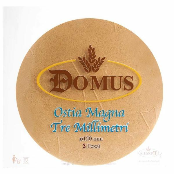 Picture of Magna Host diam. 150 mm (5,9 inch), h. 3 mm, 3 pcs Communion Bread