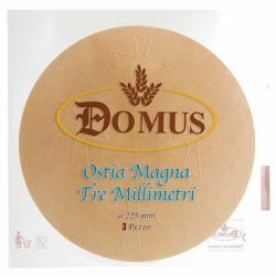 Picture of Magna Host diam. 225 mm (8,8 inch), h. 3 mm, 3 pcs Communion Bread