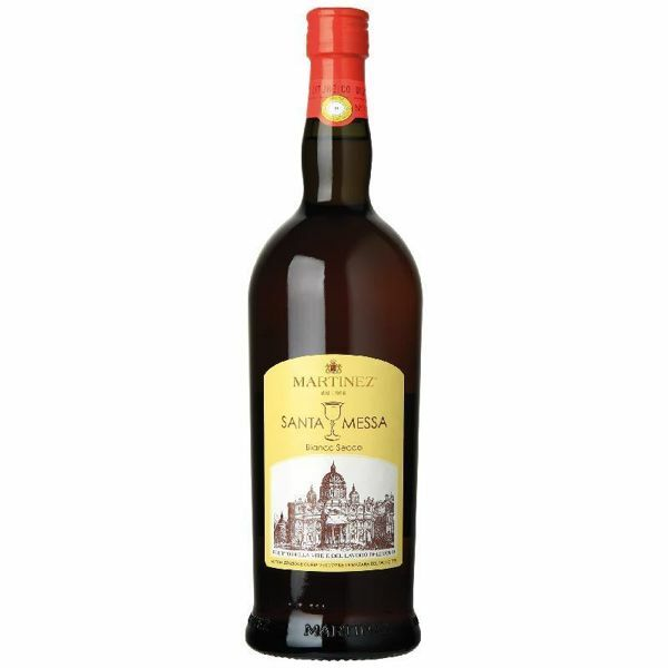 Picture of Altar Wine - dry white Sacramental wine by Martinez 100 cl