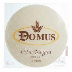 Imagen de Hostia Magna diám. 150 mm (5,9 inch), h. 1,4 mm, 5 piezas
