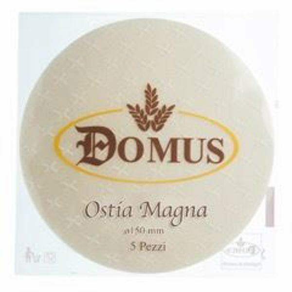 Picture of Magna Host diam. 150 mm (5,9 inch), h. 1,4 mm, 5 pcs Communion Bread