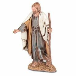 Picture of Saint Joseph cm 10 (3,9 inch) Landi Moranduzzo Nativity Scene in PVC, Arabic style