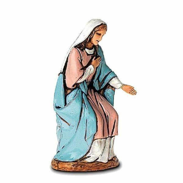 Immagine di Madonna / Maria cm 6,5 (2,6 inch) Presepe Landi Moranduzzo in PVC stile Arabo