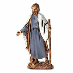 Picture of Saint Joseph cm 6,5 (2,6 inch) Landi Moranduzzo Nativity Scene in PVC, Arabic style