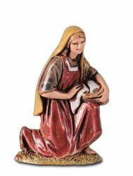 Picture of Washerwoman cm 6,5 (2,6 inch) Landi Moranduzzo Nativity Scene in PVC, Arabic style