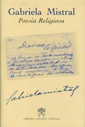 Gabriela Mistral Poesia Religiosa