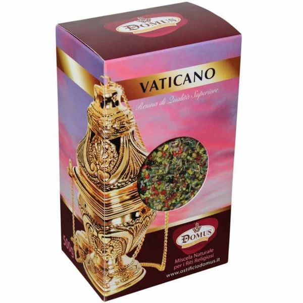 Picture of Vatican 500 gr (1,1 lb) Classic liturgical Incense for Churches