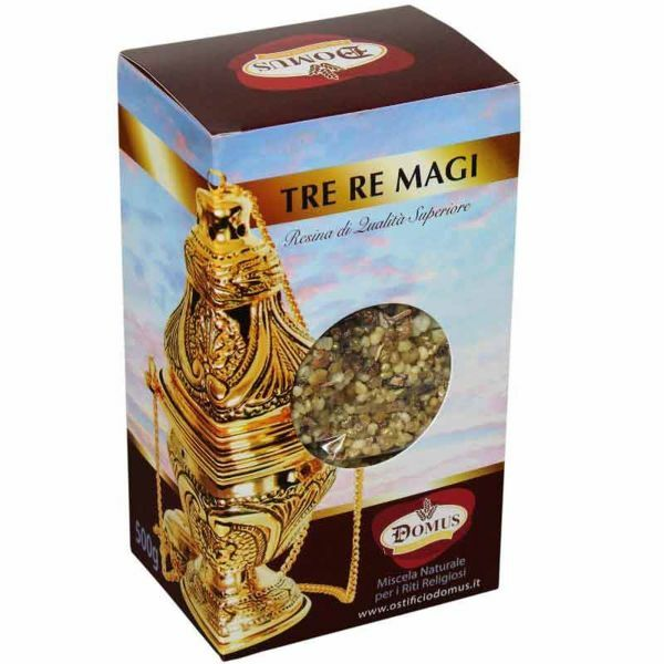 Picture of Three Kings 500 gr (1,1 lb) Classic liturgical Incense for Churches