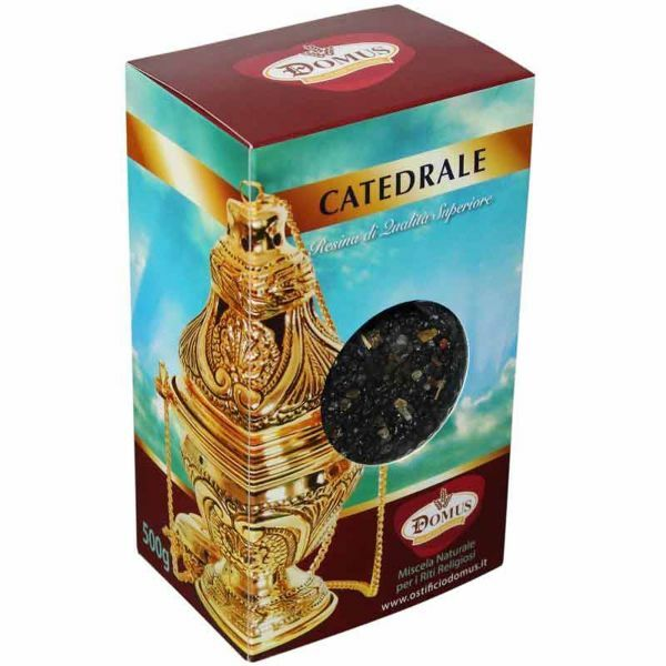 Picture of Catedrale 500 gr (1,1 lb) Classic liturgical Incense for Churches