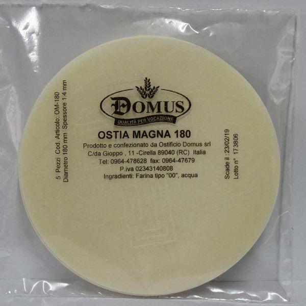 Immagine di Ostia Magna diam. 180 mm, h. 1,4 mm, 5 pz