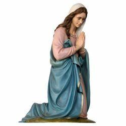 Imagen de María / Madonna cm 160 (63 inch) Belén Landi Moranduzzo en fibra de vidrio, estilo árabe