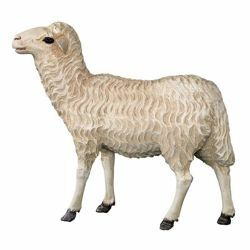 Picture of Sheep cm 100 (39 inch) Landi Moranduzzo Nativity Scene in fiberglass, Arabic style