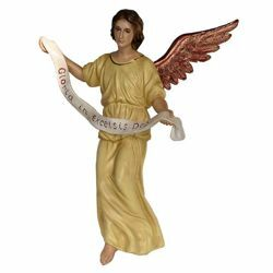 Picture of Glory Angel cm 65 (25,6 inch) Landi Moranduzzo Nativity Scene in fiberglass, Arabic style
