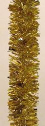 Picture of Christmas Garland L. 10 m (395 inch), diam. cm 8 (3,1 inch) gold plastic PVC