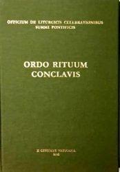 Immagine di Ordo Ritum Conclavis Versione Italiano - Latino Officium de Liturgicis Celebrationibus Summi Pontificis