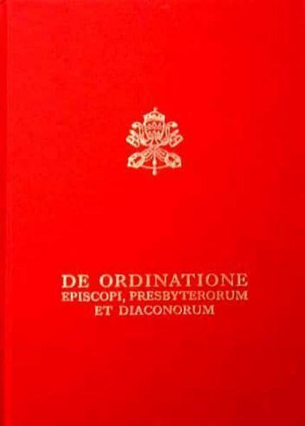 Immagine di De Ordinatione Episcopi, Presbyterorum et Diaconorum