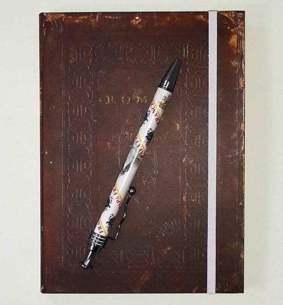 Picture of Quaderno Biblioteca Apostolica Vaticana Tascabile cm 12x17 Edizione Limitata