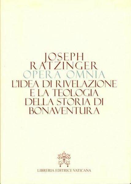 Imagen de L' idea di rivelazione e la teologia della storia di Bonaventura