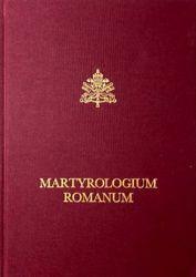 Immagine di Martyrologium Romanum Editio Typica Altera - 2004