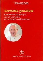 Imagen de Veritatis Gaudium Constitution Apostolique sur les Universités et les Facultés Ecclésiastiques