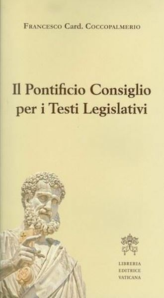 Imagen de Il Pontificio Consiglio per i Testi Legislativi