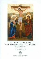 Imagen de Via Crucis 2018 al Colosseo presieduta dal Santo Padre Venerdì Santo