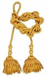 Picture of Cincture de luxe Viscose Felisi 1911 Gold