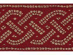 Immagine di Gallone Filo oro Mosaico H. cm 9 (3,5 inch) Poliestere Acetato Bianco/Giallo Rosso/Cremisi Giallo Zecchino Bianco/Rosa/Oro Antico Tessuto per Paramenti liturgici