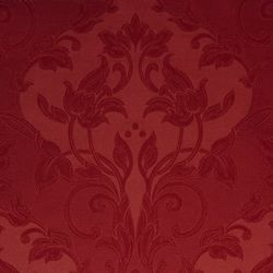 Picture of Damask Cross H. cm 160 (63 inch) Silk blend Fabric Red for liturgical Vestments