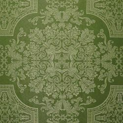 Picture of Filigree Damask Cross H. cm 160 (63 inch) Acetate Viscose Fabric Red Olive Green Violet Ivory for liturgical Vestments