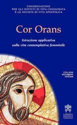 Imagen de Cor Orans Istruzione applicativa sulla vita contemplativa femminile