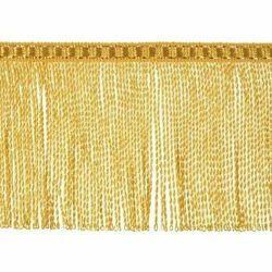 Imagen de Franja torcida oro H. cm 8 (3,1 inch) en hilo metálico Viscosa Pasamanería para Vestiduras litúrgicas