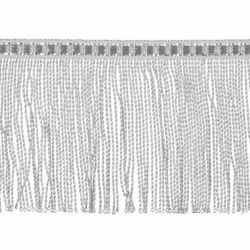 Picture of Trim Fringe H. cm 8 (3,1 inch) Metallic thread Viscose Passementerie for liturgical Vestments