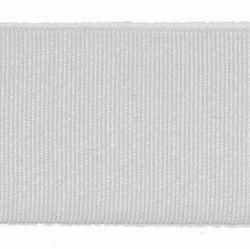 Imagen de Cinta Canulada H. cm 3 (1,2 inch) de Viscosa y Acetato Negro - Blanco - Púrpura para Vestiduras litúrgicas