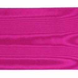 Imagen de Cinta H. cm 13 (5,1 inch) de mezcla de Seda Púrpura - Negro para Vestiduras litúrgicas
