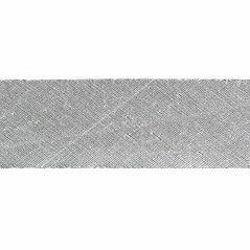 Immagine di Sbieco Bordo argento H. cm 2,5 (0,98 inch) misto Seta Passamaneria per Paramenti Sacri