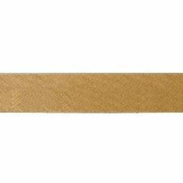 Imagen de Borde Diagonal Ribete oro H. cm 1,4 (0,55 inch) mezcla Seda Pasamanería para Vestiduras litúrgicas