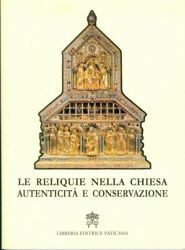 Picture of Relicts in the Church: Authenticity and Preservation. Instructions