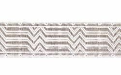 Picture of Galloon Broken Sticks H. cm 3 (1,2 inch) Cotton blend Fabric Trim Orphrey Banding for liturgical Vestments