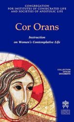 Picture of Cor Orans Instruction on Women' s Contemplative Life