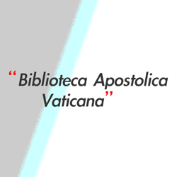Immagine per il produttore Biblioteca Apostolica Vaticana