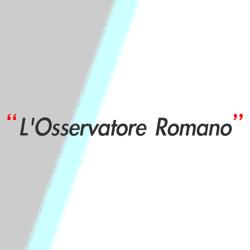 Immagine per il produttore L' Osservatore Romano