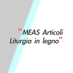 Immagine per il produttore MEAS Articoli Liturgia in legno