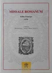 Imagen de Missale Romanum. Editio Princeps (1570) Monumenta Liturgica Concilii Tridentini